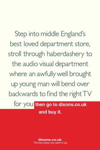 Dixons ad 2